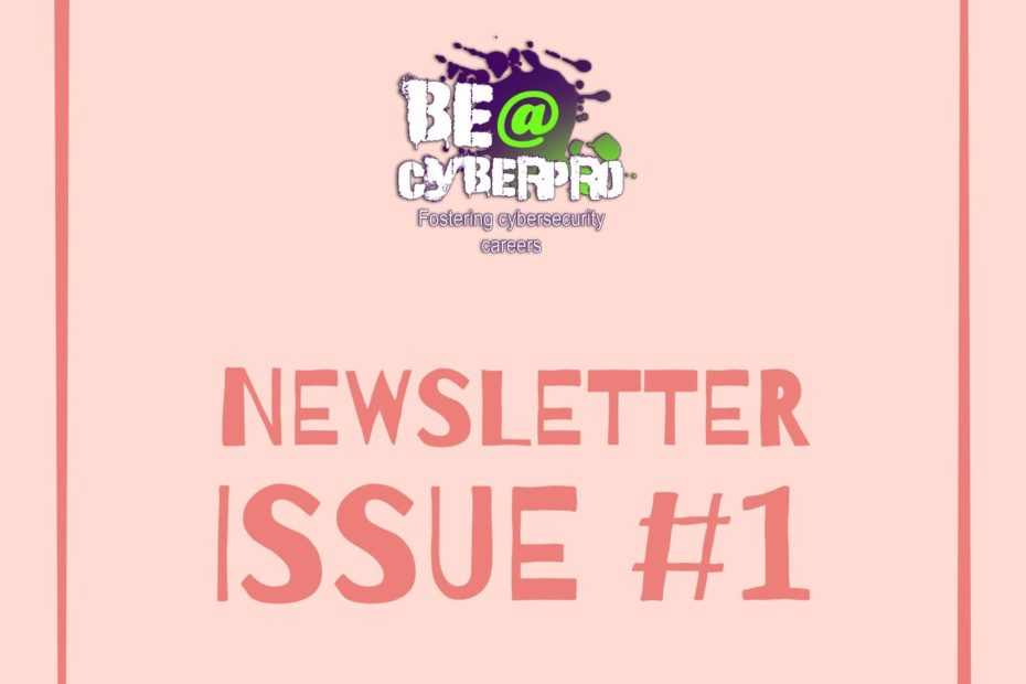 Newsletter Issue 1 - Thumbnail
